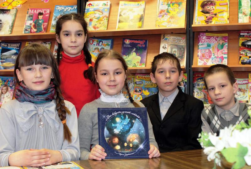 Детская Печорская библиотека 1